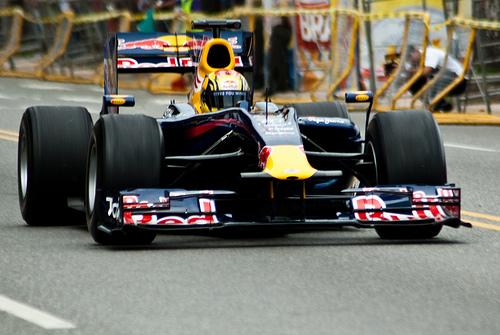Apuestas en la Fórmula 1