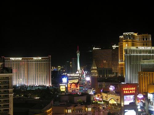 Atrévase a jugar en Las Vegas
