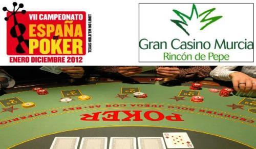 Campeonato de España de Poker 2012 se muda a Murcia