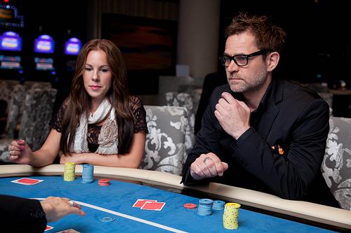 El perfil del jugador de póker