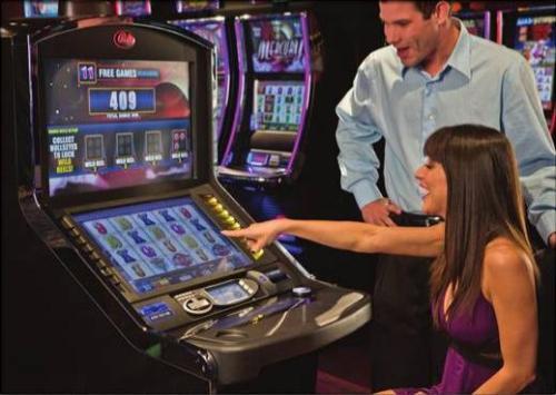 Fabricantes de máquinas de juegos para casinos