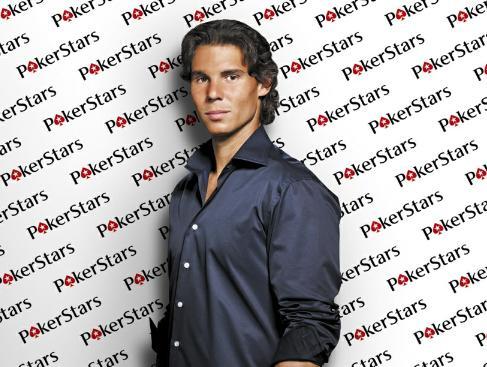 Rafael Nadal es nuevo jugador de PokerStars